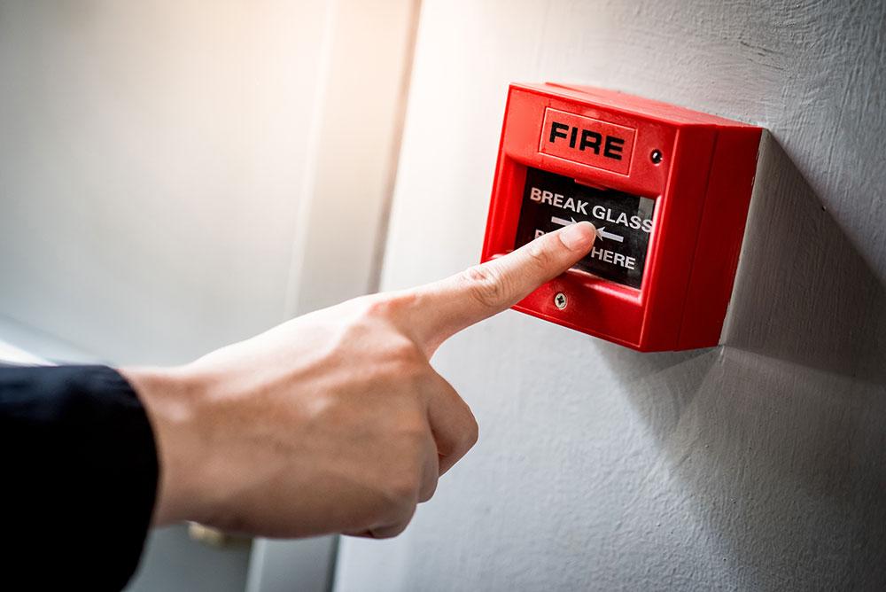 Vi installerar ditt brandlarm i Jönköpingsregionen